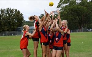 Womens Sydney AFL Club