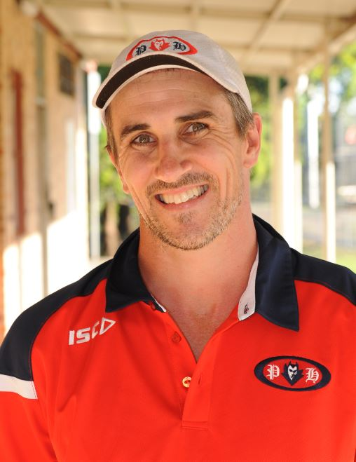 Jason Clarke Penno AFL Coach
