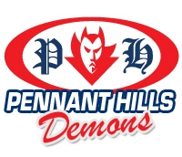 Pennant Hills Demons Junior AFL Club logo